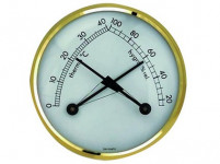 teplomer - vlhkomer kombinácia pr.7cm kov. 45.2006
