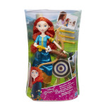 Disney Princess Princezna Locika/ Merida s módními doplňky - mix variant či barev