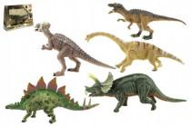 Dinosaurus hýbajúce sa plast 16cm - mix variantov či farieb