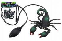 Škorpion skákajúci 12 cm