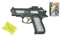 Pistole na kuličky 15cm s kuličkami