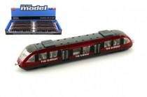 Metro vagón kov 17cm