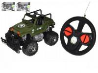 Auto terénne veľké kolesá RC plast 17cm - mix variantov či farieb