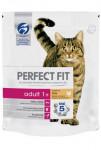 Perfect Fit CAT Adult 1+ s kuracím 750g