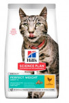 Hill's Fel. Dry Adult Perfect Weight Chicken 1,5kg