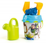 Vedierko Toys Story s kanvičkou a prísl., Stredná