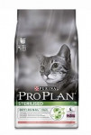 Purina ProPlan Cat Sterilised s lososom 0,4 kg