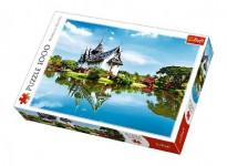 Puzzle Palác Sanphet Ošípaných 1000 dielikov
