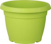 Kvetináč Similcotto brúsený - 25 cm zelený