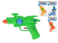 Vodní pistole 17 cm - mix barev