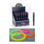 tyčinky svítící 22cm (15ks) - mix barev