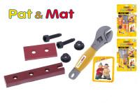 Sada nářadí plast Pat a Mat na kartě - mix variant či barev