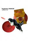 Hračka pes létající talíř Dr.Dog MEDIUM 21cm