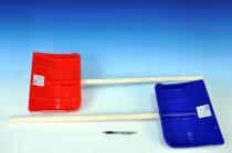 Lopata Hrablo 87cm drevo / plast - mix farieb
