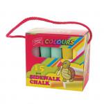 Easy Colours chodníkové křídy 15 ks/sada