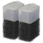 Filter vnútorný - náhradná pena + aktívne uhlie Tommi 2 ks