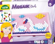 Mozaika veľká pre dievčatá