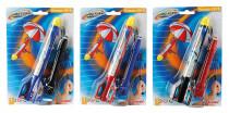Vystreľovacie raketa Omega 2010 - mix variantov či farieb