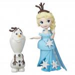 Frozen malá panenka s kamarádem - mix variant či barev