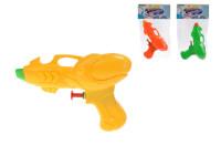 Vodní pistole plast 13cm - mix barev