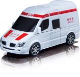 Robocarz 2v1 (Ambulancie) - 11,5 cm