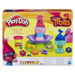 Play Doh Trolls vlasový salon