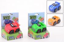 Závodní autíčka pro nejmenší interaktivní