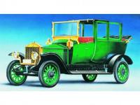 Model Olditimer Rolls Royce Silver Ghos 1911 1:32 15,2x5,6cm