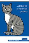 Očkovací a zdravotný preukaz Virbac s obalom mačka 1ks - VÝPREDAJ