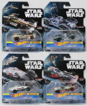 Hot Wheels Star Wars carship - mix variant či barev