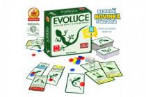Evoluce - O původu druhů společenská hra (Hra roku 2011)