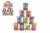 Sliz - hmota hopíková skákací 4x6cm 16ml - mix barev