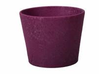 Obal na květník CALYPSO BARANDE keramický matný d17x15cm