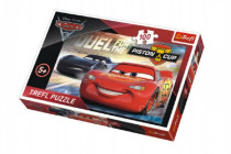 Puzzle Auta/Cars 3 Disney 100 dílků 41x27,5cm
