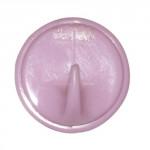 háčik samolepiaci BAROKO guľatý plastový (50ks) - mix farieb