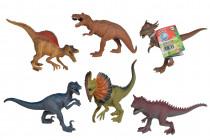 Gumový dinosaurus 17-22cm - mix variantov či farieb