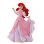 Ariela v ružových šatách