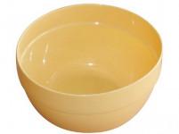 miska polievková 13cm plastová - mix farieb