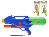 Vodné pištole 55 cm s pumpou - mix farieb