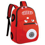 Easy 920505 batoh neoprenový - dětský, autíčko červené
