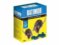 Rodenticíd RATIMOR parafínové bloky 300g