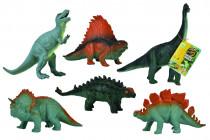 Gumový dinosaurus 16-21cm - mix variant či barev
