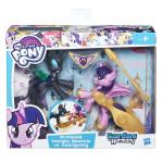 My Little Pony Guardians of harmony 2 poníci - mix variant či barev