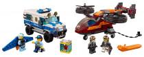 Lego City 60209 Letecká polície a lúpež diamantu