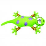 Látkový Mlok zelený 56cm