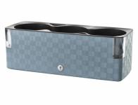 Truhlík samozavlažovací Cobble TRIO + Aqua systém 40x14x14cm