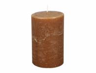 Svíčka VÁLEC rustikální d7x10cm