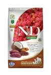 N & D GF Quinoa DOG Skin & Coat Venison & Coconut 2,5g