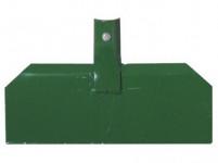 škrabka na ľad 25x 5cm (malá) bez násady