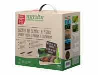 Nátria - bariéra na slimáky 3 kg BG